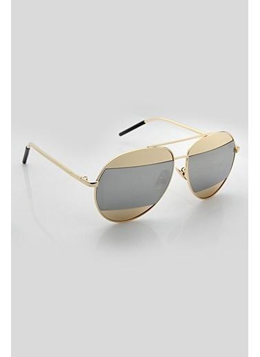 Golf Club Güneş Gözlüğü Altın